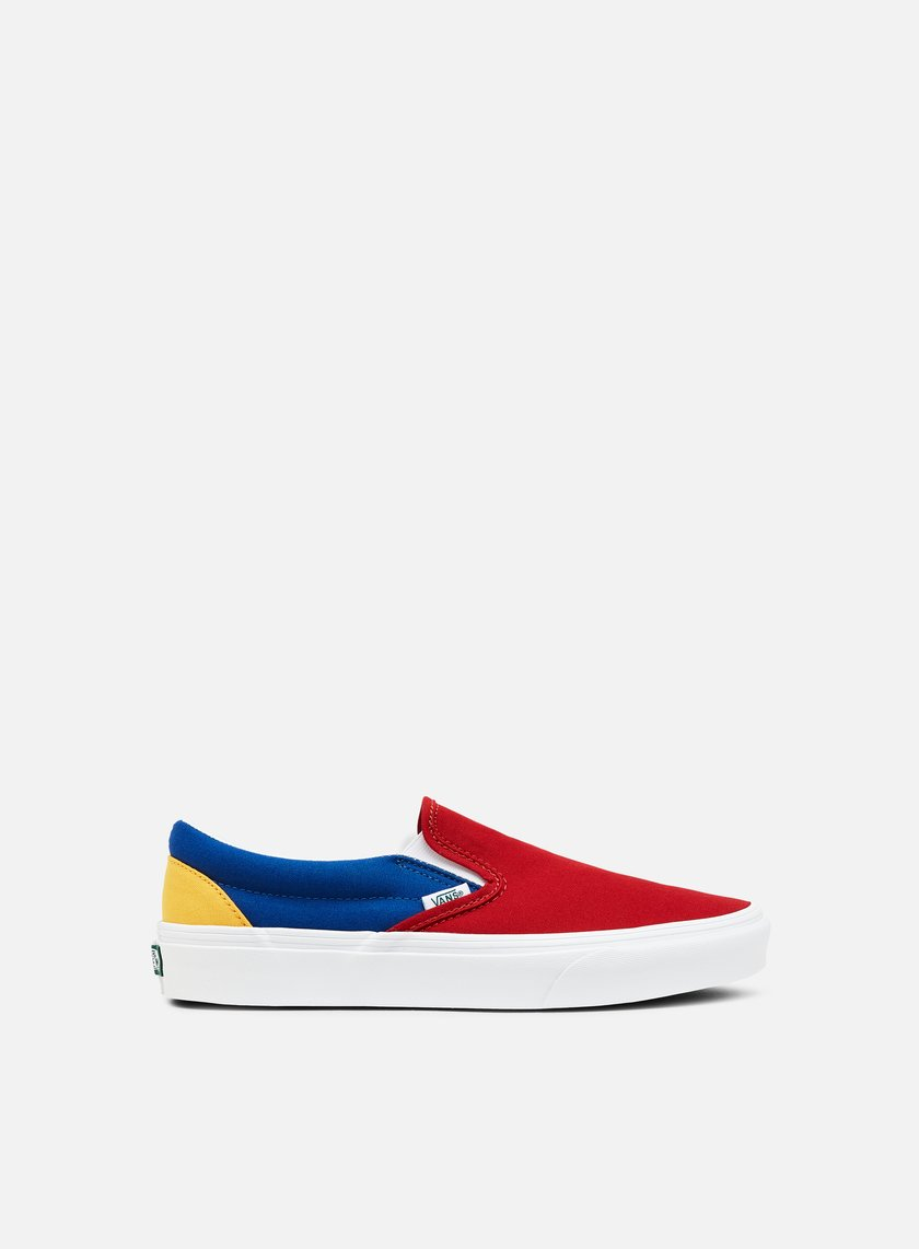Vans Yacht Club: Classic Slip-On Vans Yacht Club, Red/Blue € 48,30