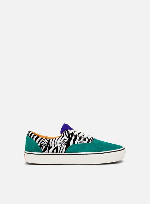 Low Sneakers Vans ComfyCush Era Zebra