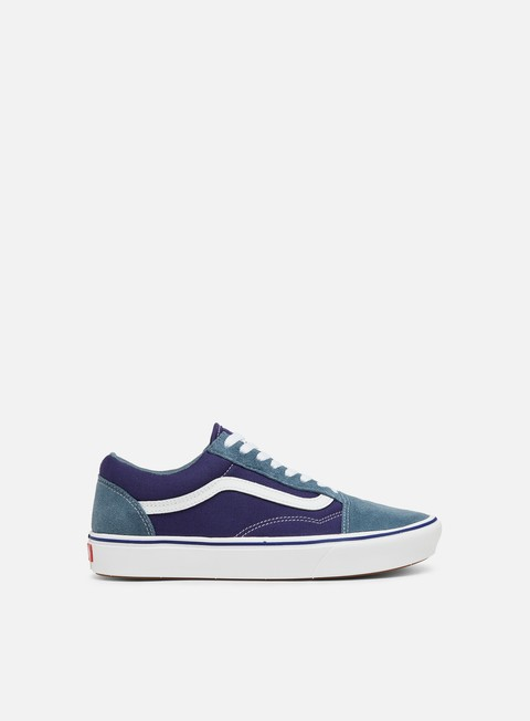 Low Sneakers Vans ComfyCush Old Skool Suede/Textile