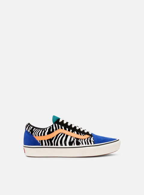 Vans ComfyCush Old Skool Zebra