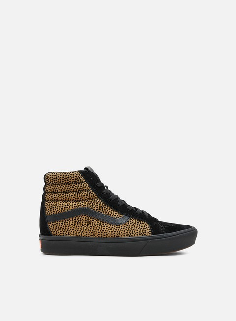 Vans ComfyCush Sk8 Hi Tiny Cheetah