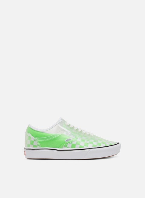 Sale Outlet Low Sneakers Vans ComfyCush Slip-Skool Checkerboard