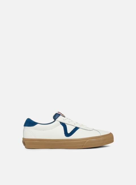 Vans Epoch Sport LX Leather/Suede