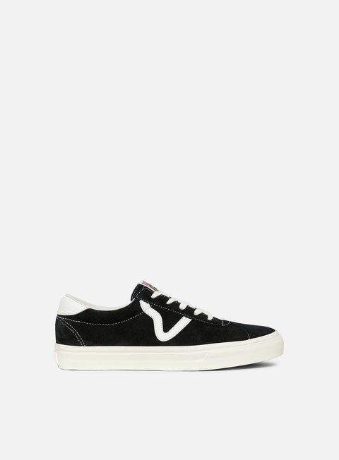 Sale Outlet Low Sneakers Vans Epoch Sport LX Suede