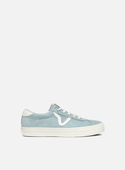 Low Sneakers Vans Epoch Sport LX Suede