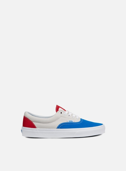 sneakers vans era 1966 blue grey red