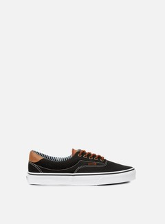 Vans - Era 59 C&L, Black/Stripe Denim