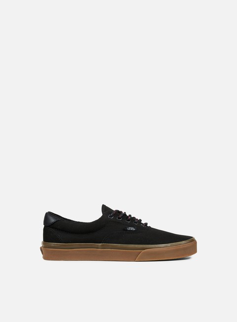 sneakers vans era 59 hiking black gum