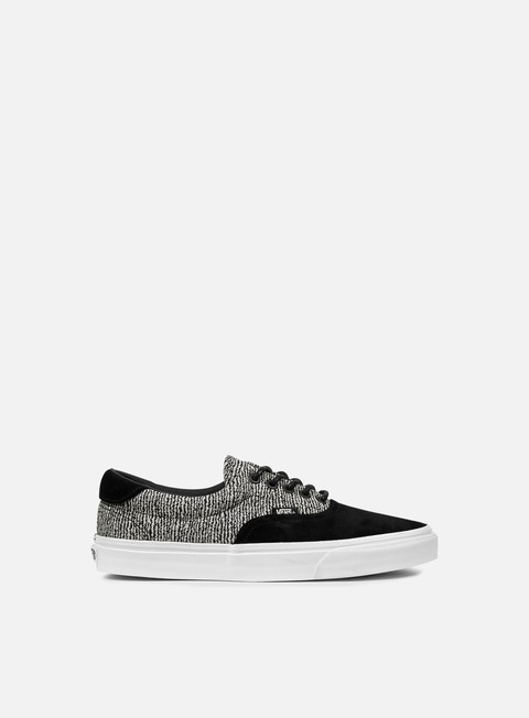 sneakers vans era 59 italian weave black