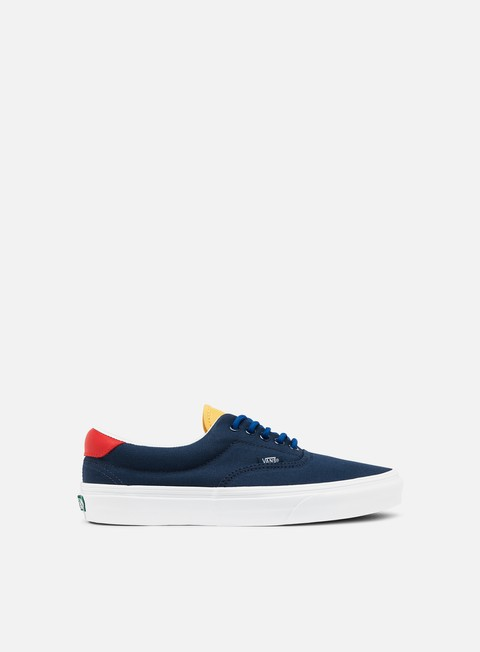 sneakers vans era 59 vans yacht club dress blues multicolour