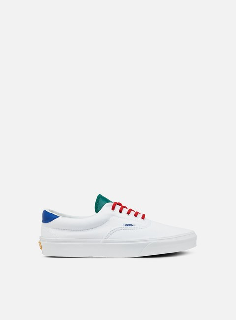 sneakers vans era 59 vans yacht club true white multicolour