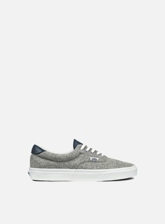 Vans - Era 59 Varsity, Gray/True White 1