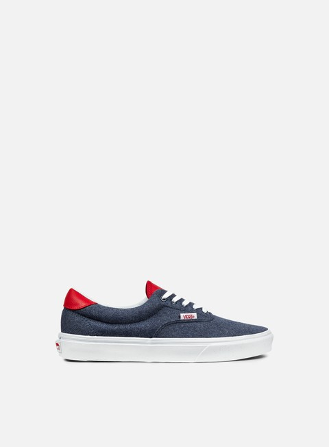 sneakers vans era 59 varsity navy true white