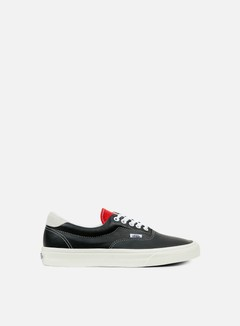 Vans - Era 59 Vintage Sport, Black/Racing Red 1