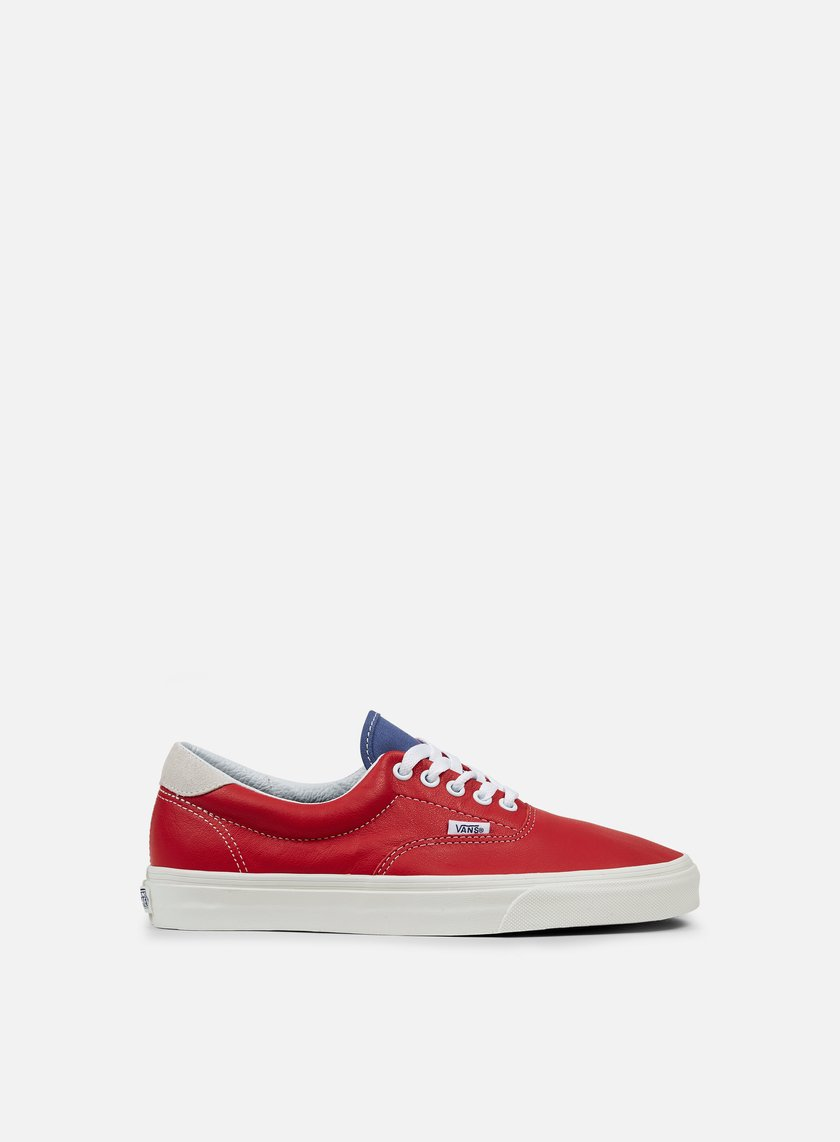 Vans - Era 59 Vintage Sport, Racing Red/Bijoux Blue