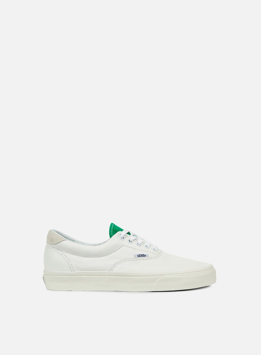Vans - Era 59 Vintage Sport, True White/Kelly Green