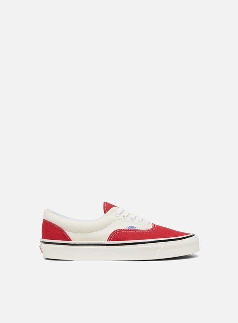 sneakers vans era 95 dx anaheim factory og red og white