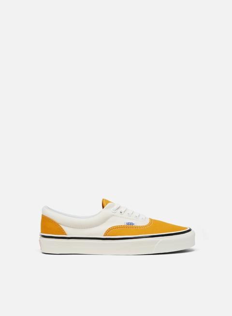 sneakers vans era 95 dx anaheim factory og saffron og white