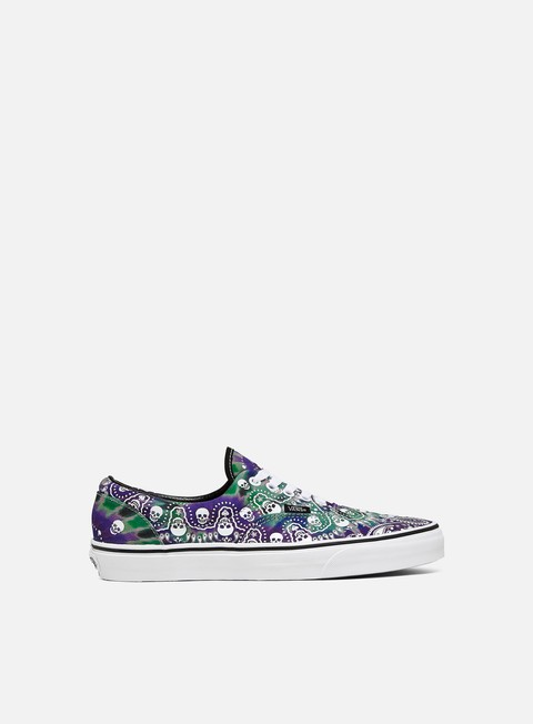 Low Sneakers Vans Era Bandana