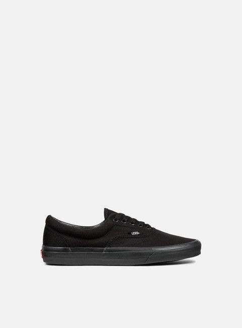 sneakers vans era black black