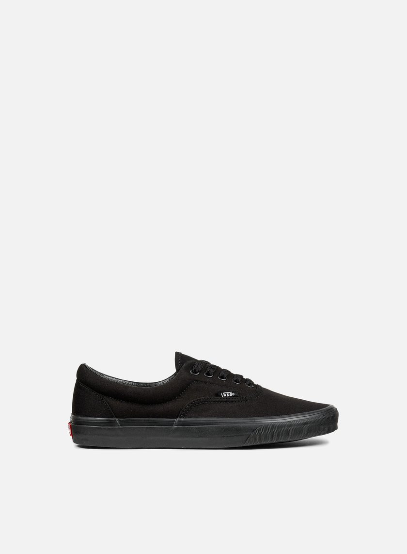 Vans - Era, Black/Black