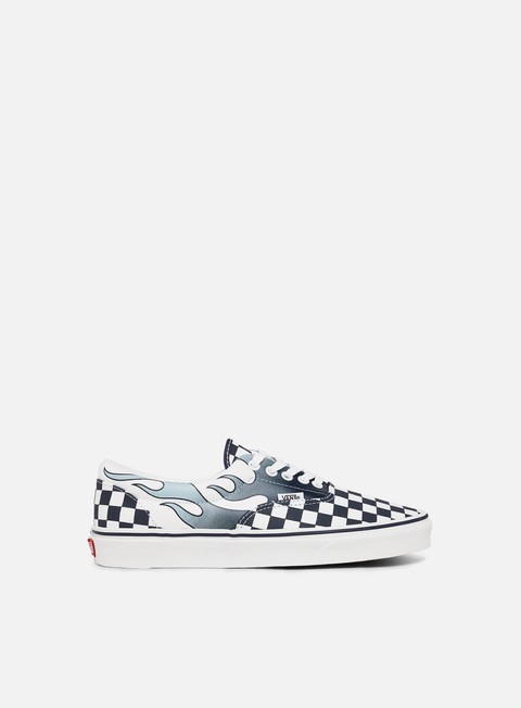 Vans Era Checkerboard Flame