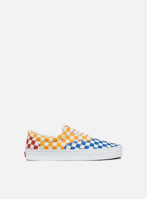 Outlet e Saldi Sneakers Basse Vans Era Checkerboard