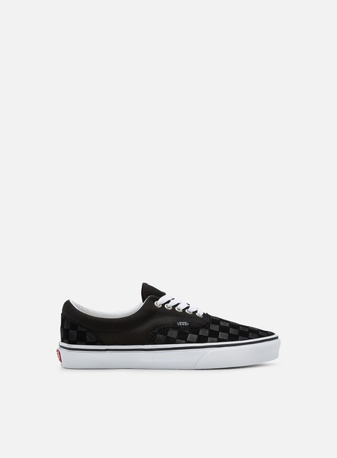 Low Sneakers Vans Era Deboss Checkerboard