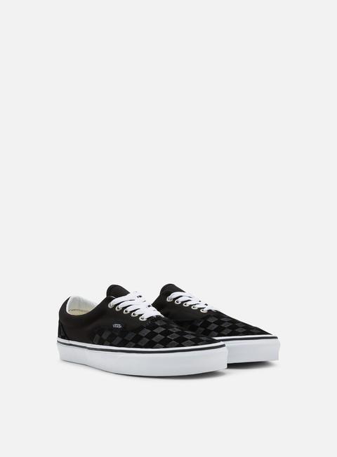 Vans Era Deboss Checkerboard, Black
