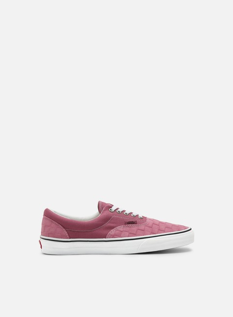 Sale Outlet Low Sneakers Vans Era Deboss Checkerboard