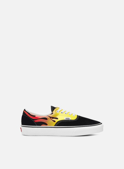 Low Sneakers Vans Era Flame
