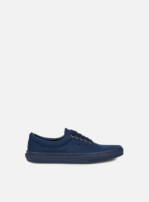 sneakers vans era gold mono dress blues