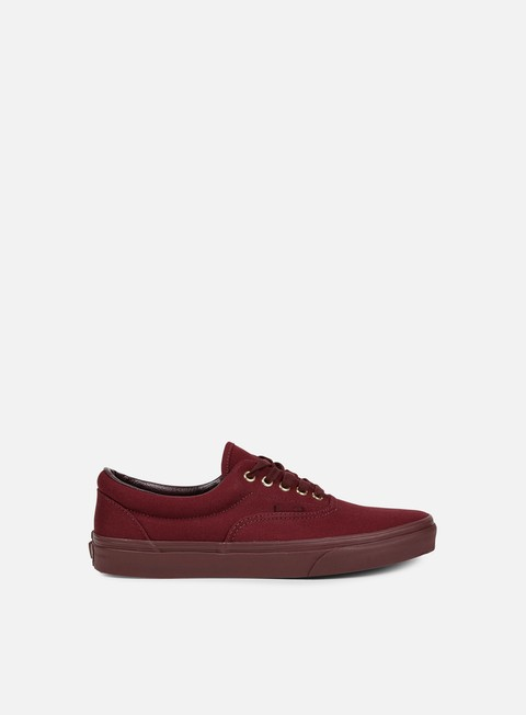 sneakers vans era gold mono port royale