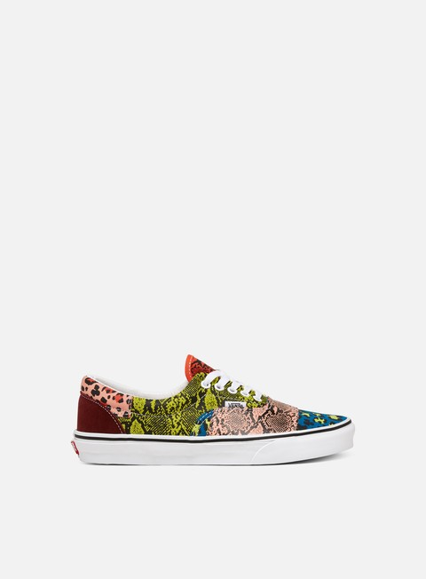 Sale Outlet Low Sneakers Vans Era Patchwork