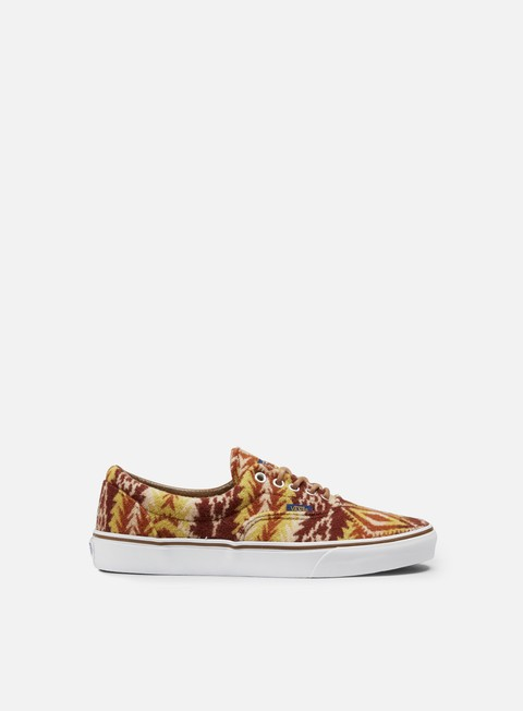 sneakers vans era pendleton tribal tan