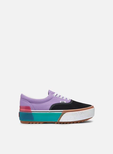 Outlet e Saldi Sneakers Basse Vans Era Stacked Confetti