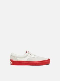 Vans - Era Y.O.P. Purlicue, Marshmallow/Racing Red