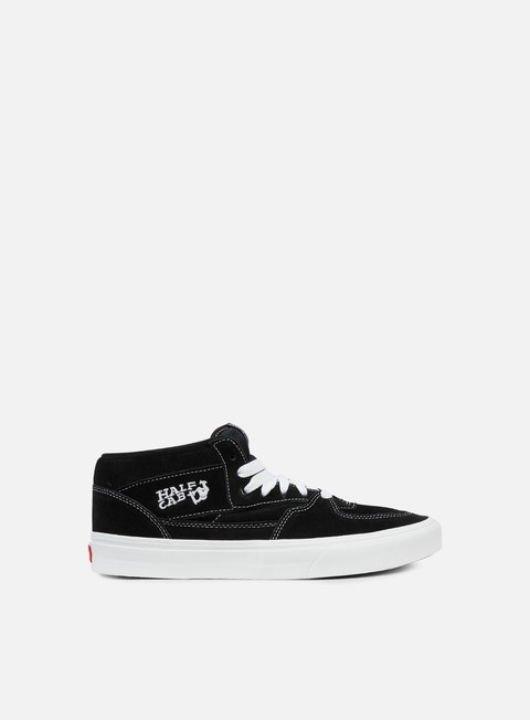 High Sneakers Vans Half Cab