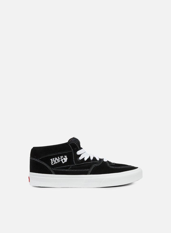 Vans - Half Cab, Black