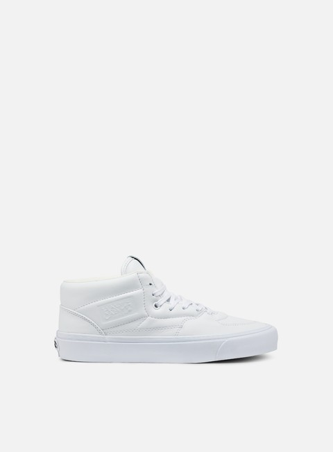 sneakers vans half cab mlb podium true white true white