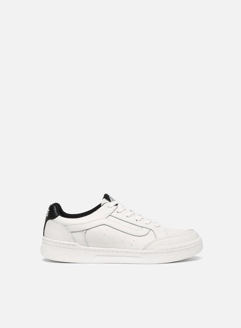 Vans Highland Sporty Blanc & Black Skate Shoes