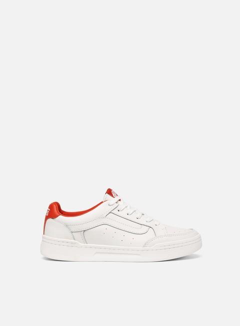sneakers vans highland sporty blanc de blanc pureed pumpkin