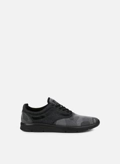 Vans - Iso 1.5 Camo Textile, Black/Black