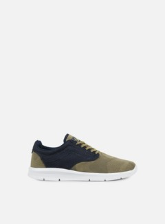 Vans - Iso 1.5 Camo Textile, Olive Night