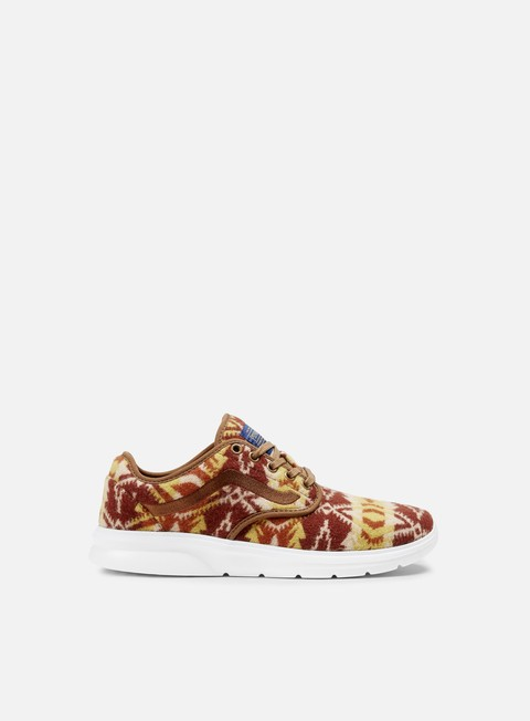 sneakers vans iso 2 pendleton brown