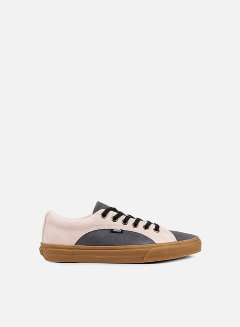 sneakers vans lampin sepia rose pewter