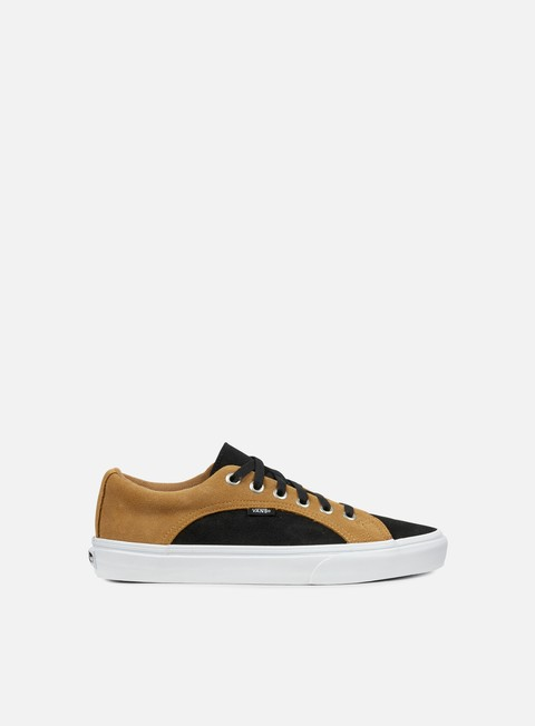 Outlet e Saldi Sneakers Basse Vans Lampin Suede