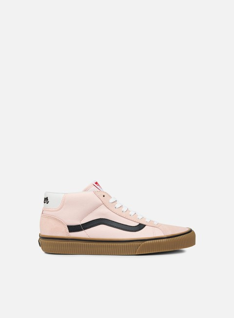 sneakers vans mid skool 37 power pack heavenly pink gum