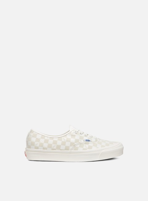Outlet e Saldi Sneakers Basse Vans OG Authentic LX Canvas/Suede