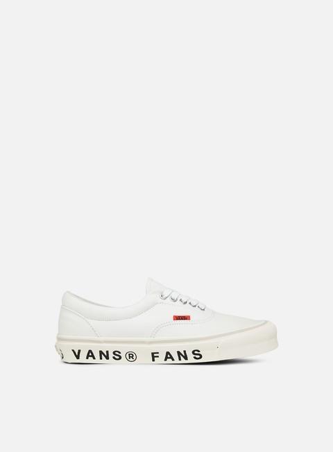 sneakers vans og era lx wood wood blanc de blanc